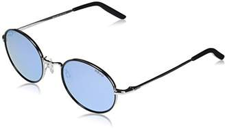 Revo Re 1060 Brayton Polarized Round Sunglasses