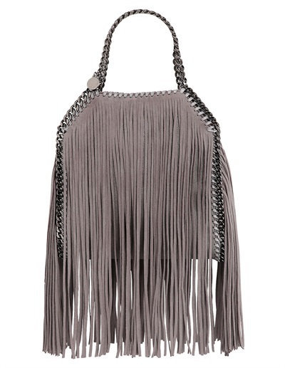 Stella Mccartney - Mini 3chain Falabella Fringed Bag