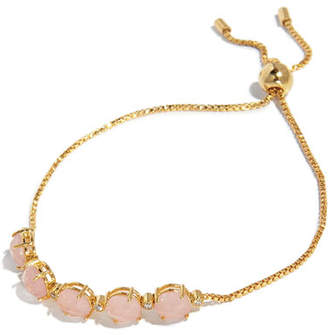 Tai Rock Crystal Tennis Bracelet