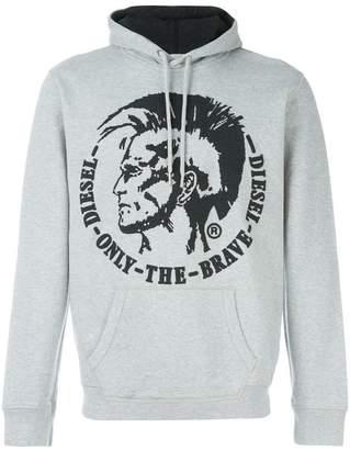 Diesel 'S-Agnes-Patch' hoodie