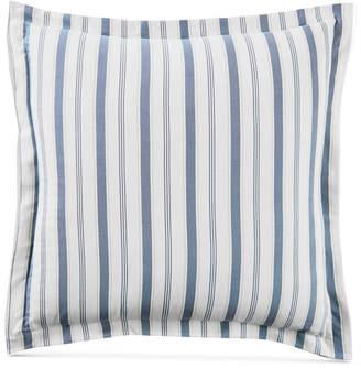 Martha Stewart Collection Closeout! Collection Cozy Toile Cotton Flannel European Sham