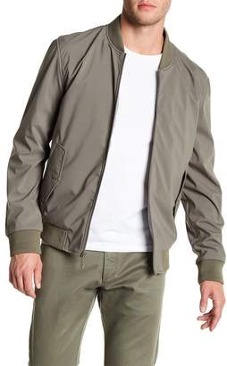 Andrew Marc Flap Pocket Franklin Bomber Jacket
