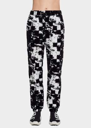 Versace Checkerdaze Print Sweatpants