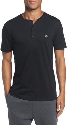 Lacoste Regular Fit Henley T-Shirt