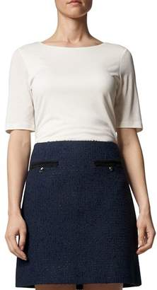 LK Bennett L.K.Bennett Charlee Tweed Mini Skirt