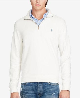 Polo Ralph Lauren Men's Half-Zip Pullover $98.50 thestylecure.com