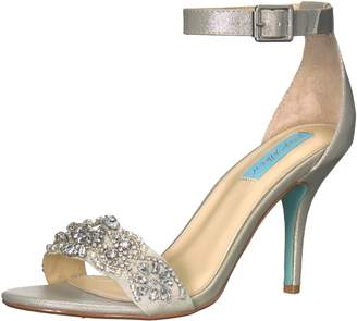 Betsey Johnson Blue by Women's SB-Gina Heeled Sandal