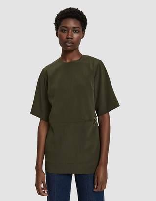 Nomia Pierced Tunic Shirt