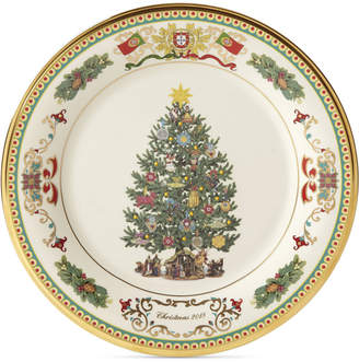 Lenox 2018 Portugal Trees Around The World Plate