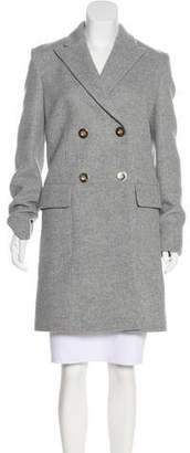 Stella McCartney Wool Knee-Length Coat w/ Tags