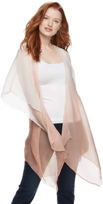 Sonoma Goods For Life Women's SONOMA Goods for Life Ombre Bell Sleeve Kimono