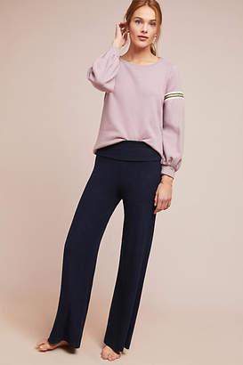 Saturday/Sunday Foldover Wide-Leg Pants