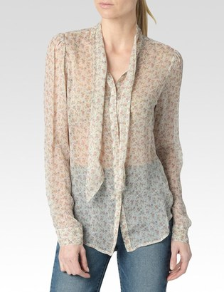Marilee Blouse - White Glena Floral $219 thestylecure.com