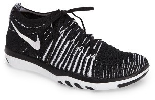 Women's Nike 'Free Transform Flyknit' Training Shoe $150 thestylecure.com