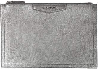 Givenchy Antigona Medium Metallic Pouch