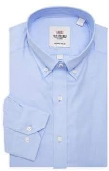 Ben Sherman Slim-Fit Oxford Dress Shirt