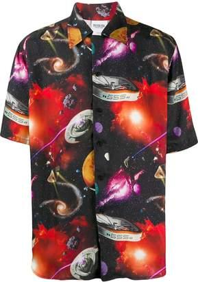 SSS World Corp 'Hawaiian 3' shirt