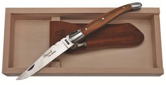 Jean Dubost Le Thiers Laguiole 3Pc Pocket Knife Set