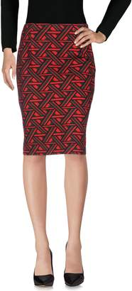 ANONYME DESIGNERS Knee length skirts - Item 35372227SB