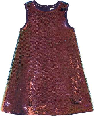Boden Super Flip Sequin Shift Dress
