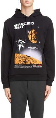 Kenzo Spaced Out Graphic Hoodie