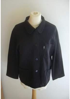 agnès b. Black Cotton Jackets