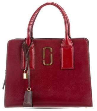 Marc Jacobs Saffiano Leather Satchel
