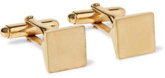 Lanvin Gold-Tone Cufflinks
