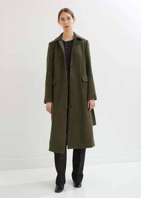 La Garçonne Moderne Louise Tie-Overcoat