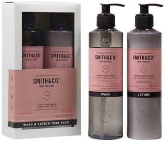 Co Smith & Wash & Lotion Set - Elderflower & Lychee