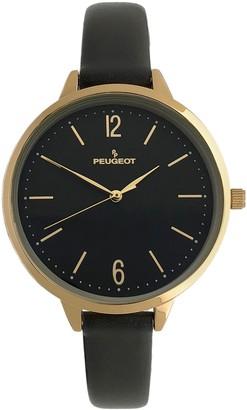 Peugeot Women's Large Dial Watch