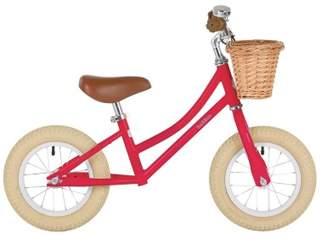 Smallable Bobbin x Gingersnap 12' Balance Bike