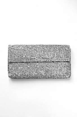 Tu Anh Sequin Large Wallet
