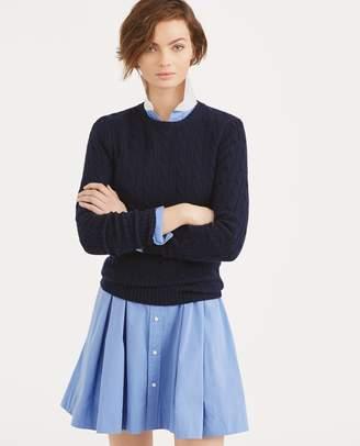 Ralph Lauren Fit-and-Flare Shirtdress
