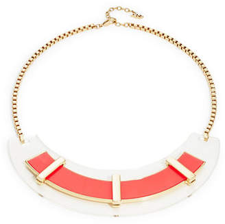 ABS by Allen Schwartz Two-Toned Necklace