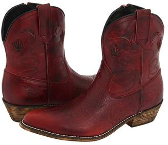 Dingo Adobe Rose Cowboy Boots
