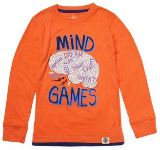 Wes And Willy Mind Games Tee