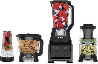 Star Wars Ninja Intelli-Sense Kitchen System (Blender, Single-Serve Cup, Food Processor & Spiralizer) CT682SP
