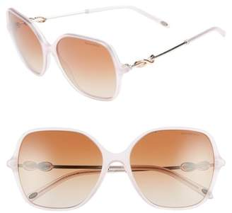 Tiffany & Co. & Co. 57mm Sunglasses