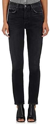 GRLFRND Women's Karolina Skinny Jeans $248 thestylecure.com