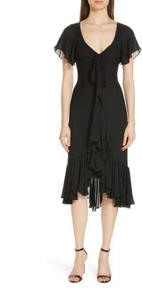 Cinq à Sept Mateo Silk Dress