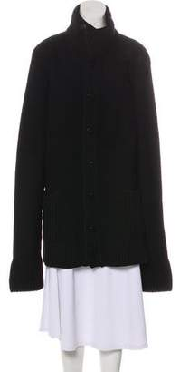 Giorgio Armani Short Virgin Wool Coat
