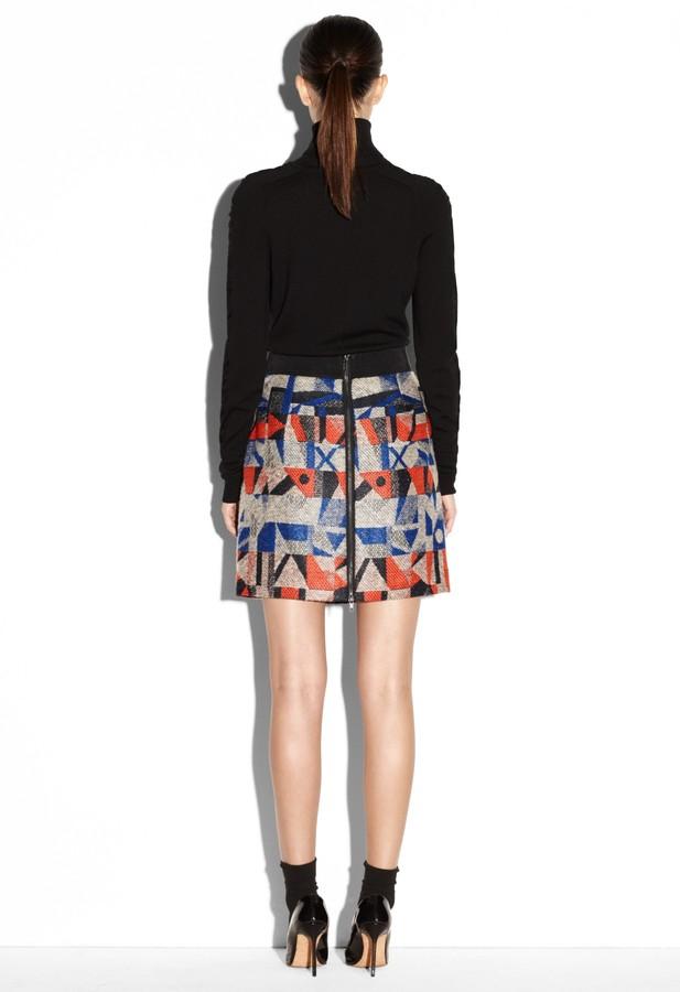Milly Mini Pencil Skirt