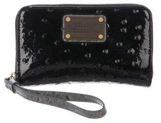 Marc by Marc Jacobs Leather Phone Wristlet