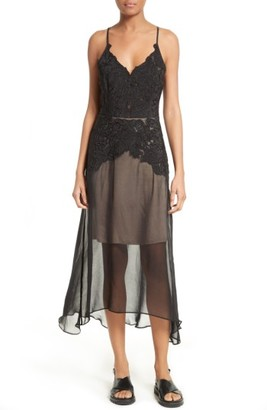 Women's Tracy Reese Lace Slipdress $398 thestylecure.com