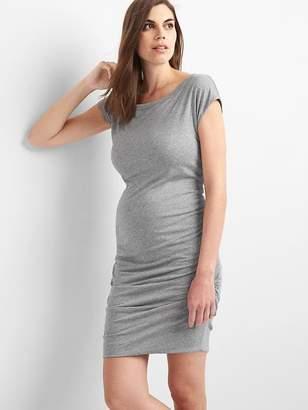 Gap Maternity short sleeve t-shirt dress