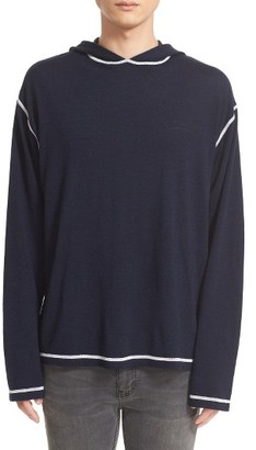 Men's T By Alexander Wang Merino Wool Pullover $325 thestylecure.com