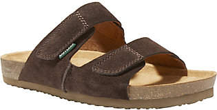 Eastland Men's Leather Slide Sandals - Caleb