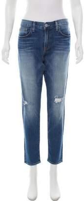 Rebecca Minkoff Mercer Mid-Rise Jeans
