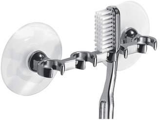 InterDesign Suction Toothbrush Holder